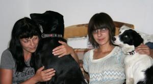 Ozana, Lily, Lady i ja