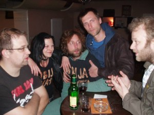 Jura, Iggy i ja 1